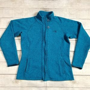 THE NORTH FACE WOMENS LARGE CRESCENT SWEATER